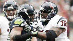 Houston Texans Trade Duane Brown for Picks