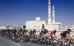 Previa   Tour de Dubái: 4ª etapa, Dubái - Dubái Burj Khalifa