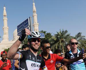Dubai Tour, successo finale a Cavendish
