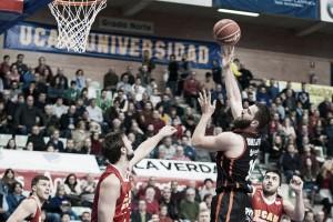 Dubljevic da la victoria al Valencia Basket en los últimos segundos del partido