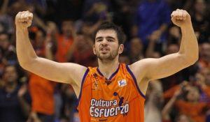 Valencia Basket se afianza en la segunda plaza con una victoria ante Estudiantes