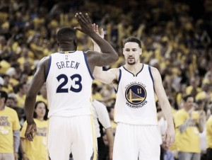 Keys to Golden State Warriors' Game 2 victory over Portland Trail Blazers