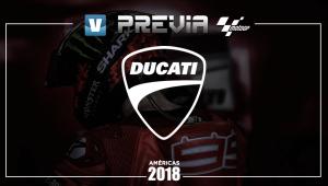 Previa Ducati GP de las Américas: objetivo, acabar con el dominio de Márquez en Austin