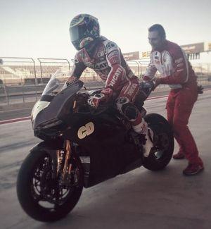 Ducati, por delante de Kawasaki en los primeros tests invernales