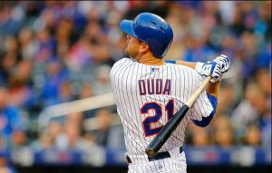 Lucas Duda's Two Home Runs Give New York Mets 5-0 Win Over St. Louis Cardinals