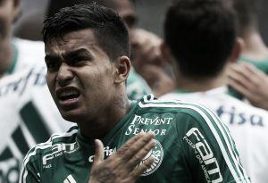 Julgamento no STJD define fim de temporada de Dudu no Palmeiras