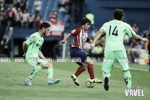 Atlético de Madrid-Getafe: puntuaciones del Getafe, jornada 5 de la Liga BBVA