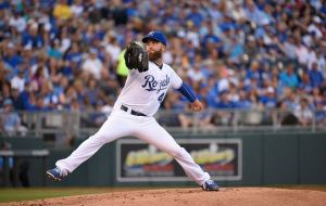 Kansas City Royals Place Danny Duffy on Disabled List