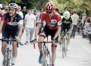 Giant amarra a Dumoulin y Barguil