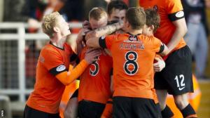 Dundee United-Celtic FC. How we lived it