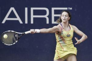 Mariana Duque se metió en semifinales del Abierto de Tampico