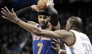 Resumen pretemporada NBA: El ansiado retorno de Carmelo y Durant