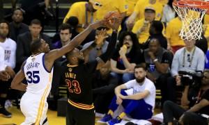 NBA Finals 2017 - La sottovalutata difesa di Durant, le due versioni di LeBron e la questione ritmo