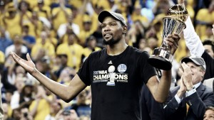 El camino de Kevin Durant hasta el MVP de las Finales