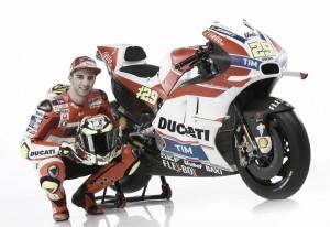 Ducati presenta la nueva Desmosedici