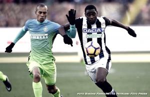 Udinese - Le pagelle. La prestazione c'è, nonostante la sconfitta