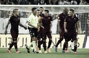 Un diputado pregunta en el Parlamento italiano por el Juventus - Roma