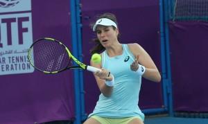 WTA Doha, il programma di mercoledì