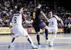 El Barcelona acaba con el sueño segoviano