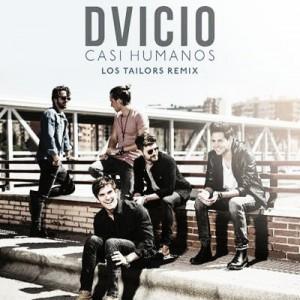 """Dvicio estrena el remix de """"Casi humanos"""""""