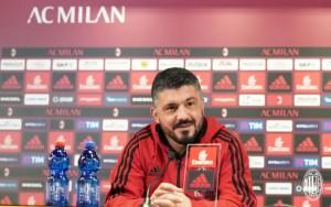Milan, verso l'Europa League: Gattuso valuterà diversi cambi rispetto l'andata