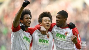 Bundesliga - L'Eintracht cade ad Augsburg, punto prezioso per l'Amburgo