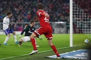 Bundesliga - Il Bayern è sempre più campione di Germania