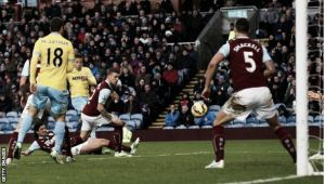 Burnley 2-3 Crystal Palace: Pardew's perfect start at Palace continues