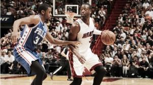 Resumen NBA: Porzingis, Sixers, Wade y la sociedad Love-James nombres propios del día