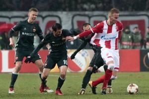 Europa League - Dzagoev stende la Stella Rossa: il CSKA Mosca vince 1-0