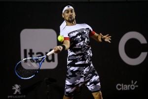 ATP - Rio Open, Fognini avanza. Oggi Thiem e Monfils