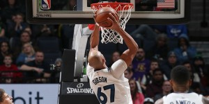 NBA - I Timberwolves superano l'arduo ostacolo Lakers