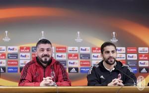 """Zola: """"Gattuso merita un monumento, chiedersi se dalle giovanili arrivino talenti"""""""