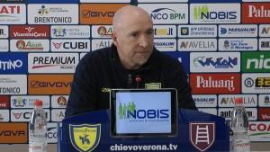 """Chievo, Rolando Maran predica: """"A testa alta, abbiamo voglia di rivalsa"""""""