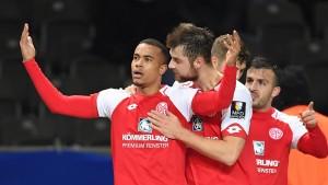 Bundesliga - Il Mainz batte l'Hertha e rilancia la corsa salvezza