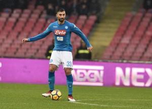 """Napoli, Albiol: """"Lavoriamo per vincere. Sarri grande maestro"""""""