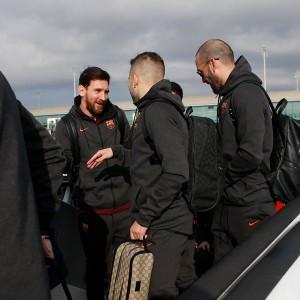 برشلونة يحلق الى لندن وتشيلسي مستعد