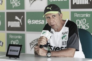 """Pelusso: """"El Junior es un equipo de alto nivel"""""""