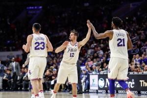 NBA - Philadelphia supera gli Hornets; Orlando sgambetta i Pistons all'overtime