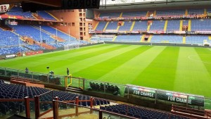 Genoa: ripresi gli allenamenti in vista del Milan