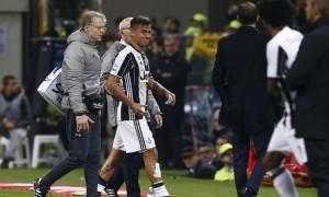 Fiato sospeso in casa Juve: si attendono conferme sull'infortunio di Dybala