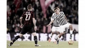 AC Milan - Juventus: el anticipo de la final de Coppa