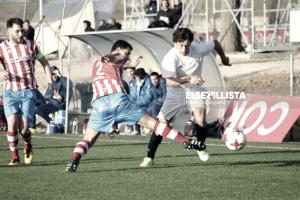 Empate entre Sevilla C y Algeciras bajo un vendaval