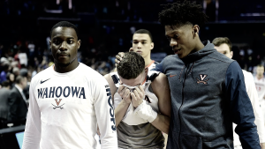 March Madness: eliminação de Virginia marca segundo dia da primeira rodada