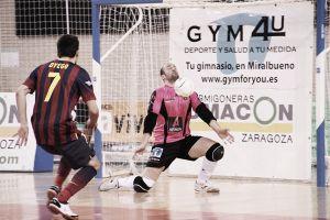 El FC Barcelona Alusport enfila su cuarta final consecutiva de Copa del Rey