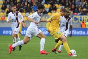 Serie B - Pari e patta tra Frosinone e Salernitana: 0-0 allo Stirpe