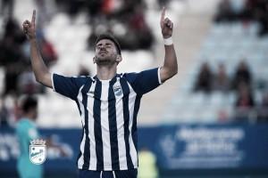 Dani Ojeda volvió a marcar para los lorquinos