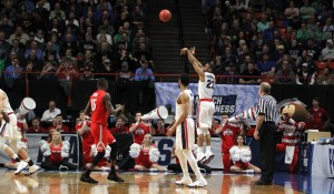 NCAA March Madness - Gonzaga soffre ma avanza alle Sweet Sixteen: out Ohio State