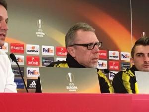 Europa League - Borussia Dortmund, operazione rimonta