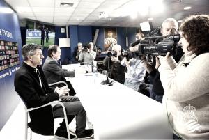 """Imanol Alguacil: """"Llego pensando en el club, no en mi carrera como entrenador"""""""